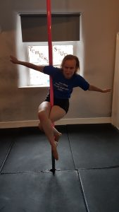 Blind Ambition Visually Impaired Aerialists Tempest Dance Studio